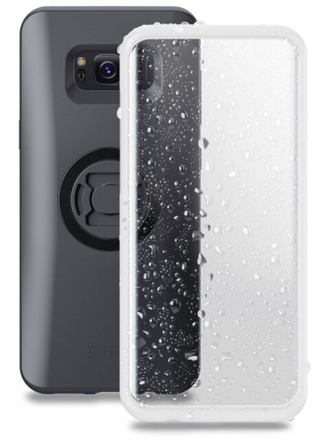 SP Connect Weather Cover S9+/S8+ schwarz-transparent